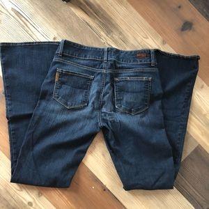 Paige Hidden Hills Blue Jeans